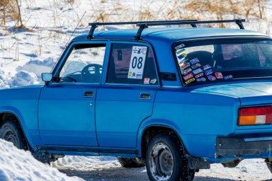 Зимний дрифт-сезон 2021 в Коркино завершён