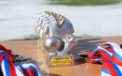 Юбилейное первенство «Зимний мяч России-2021» выиграли «Спорты»
