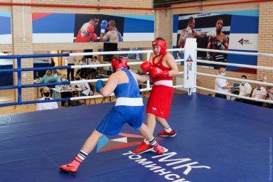 В Коркино в ФОКе РМК завершилось первенство Челябинской области по боксу среди юношей 13-14 лет